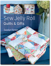 Quilting-on-the-Go book jacket