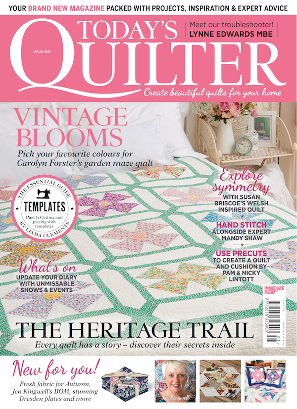 Today's Quilter issue 1