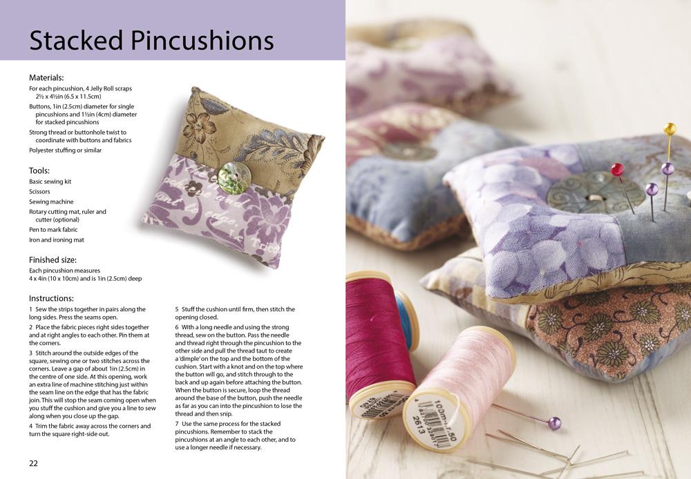 Stacked-Pincushions