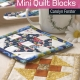 Mini Quilt Blocks by Carolyn Forster