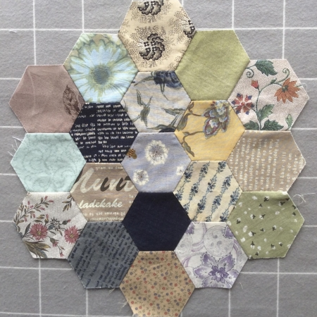Hexagons-without-papers