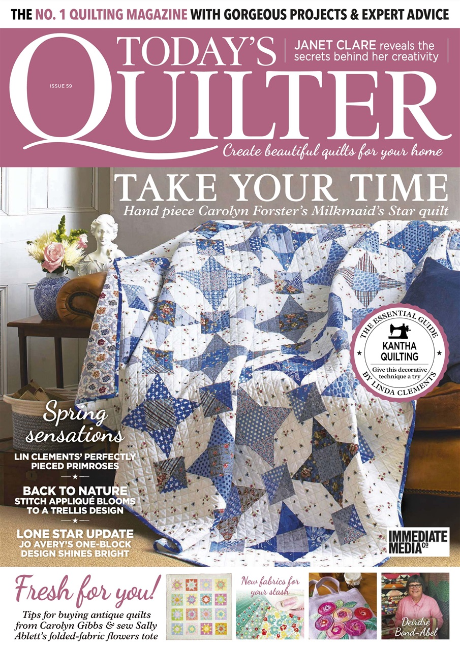 Today's Quilter 59