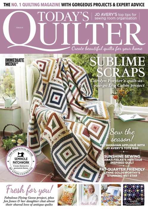 Today's Quilter 61