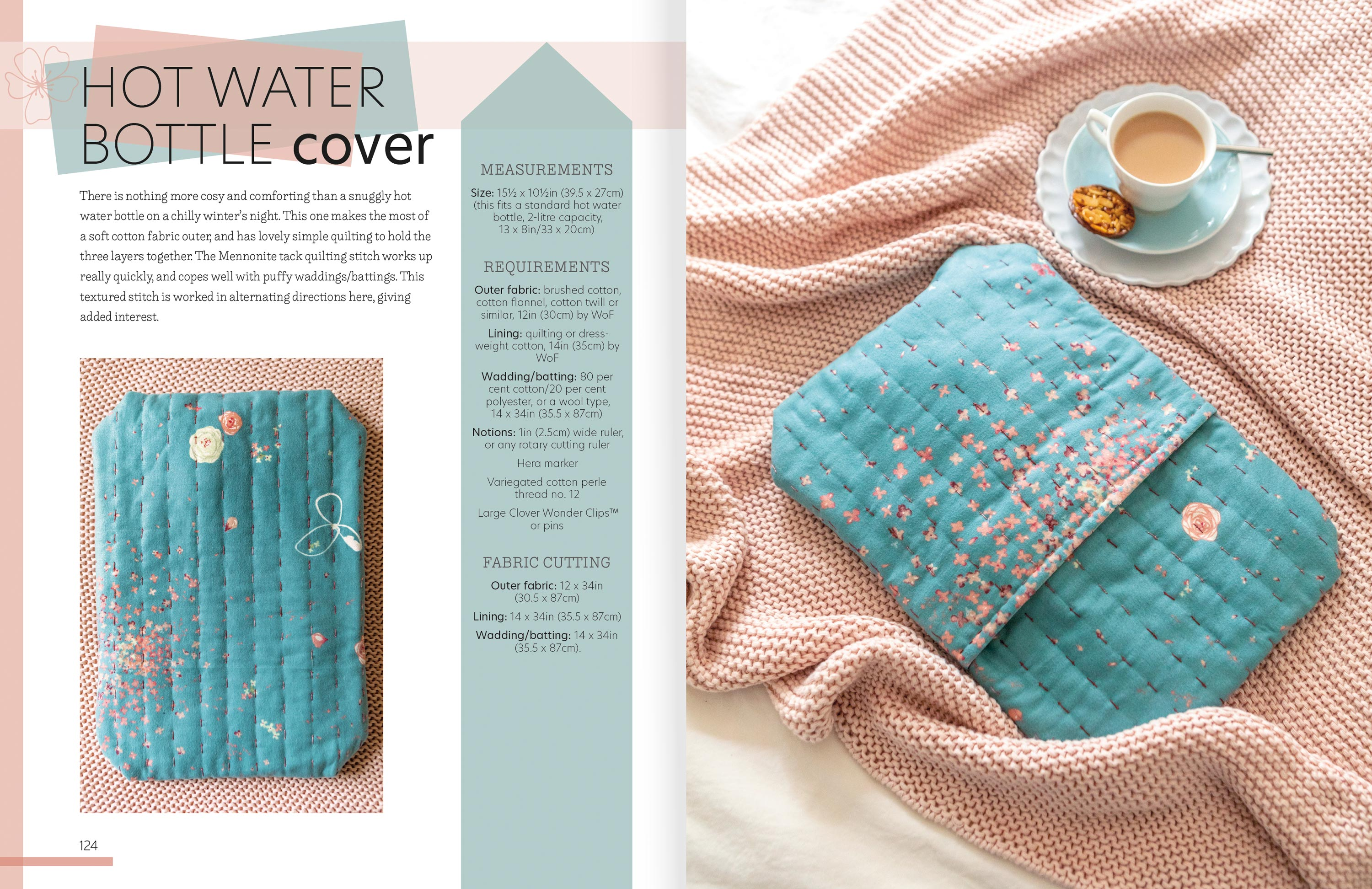 Big Stitch Quilting 124-5-Hot-Water-Bottle-Cover