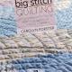 Big Stitch Quilting Cover