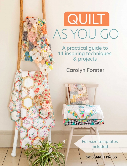 Quilt As You Go p1-Cover