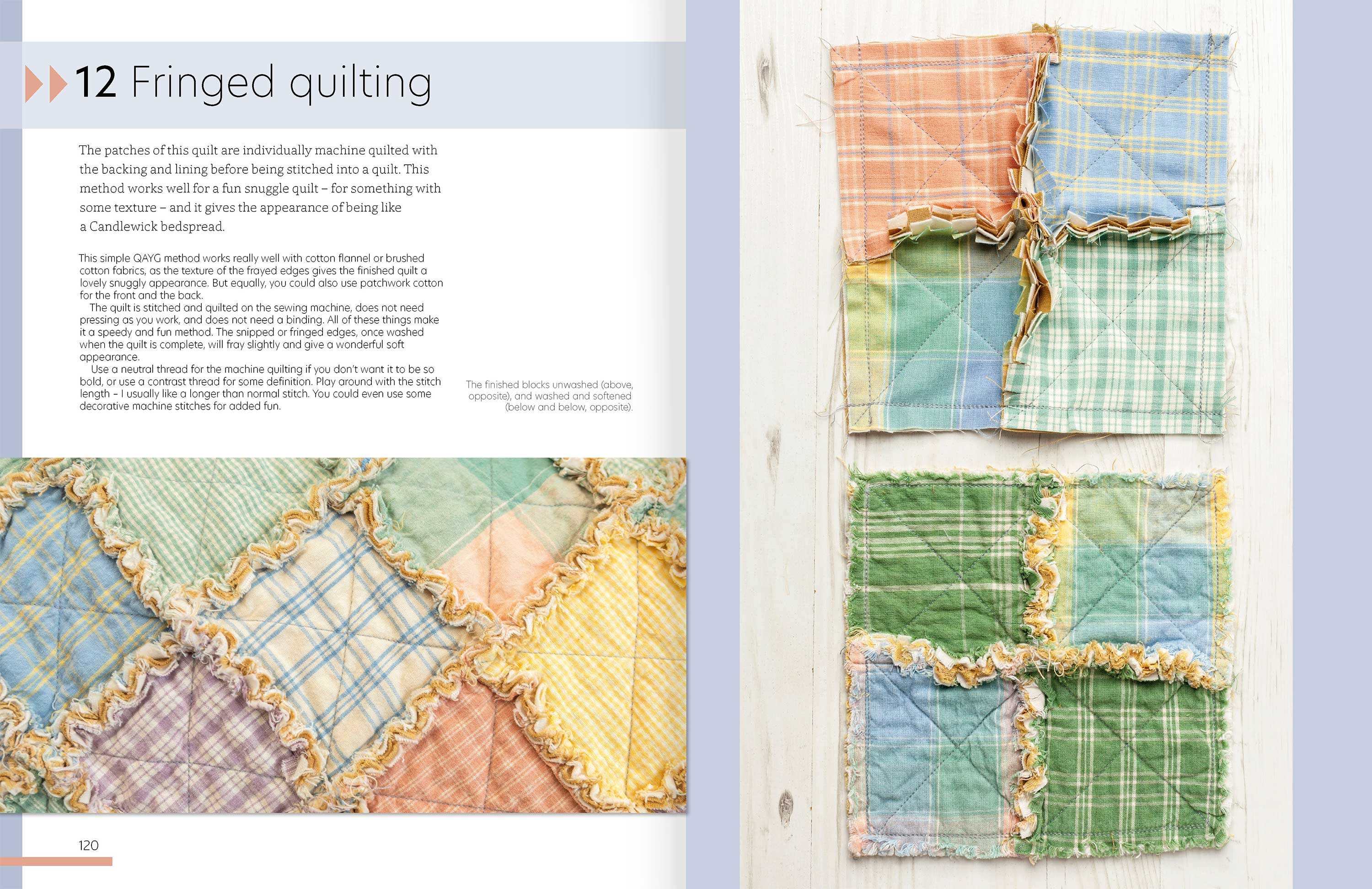 Quilt As You Go p120-1