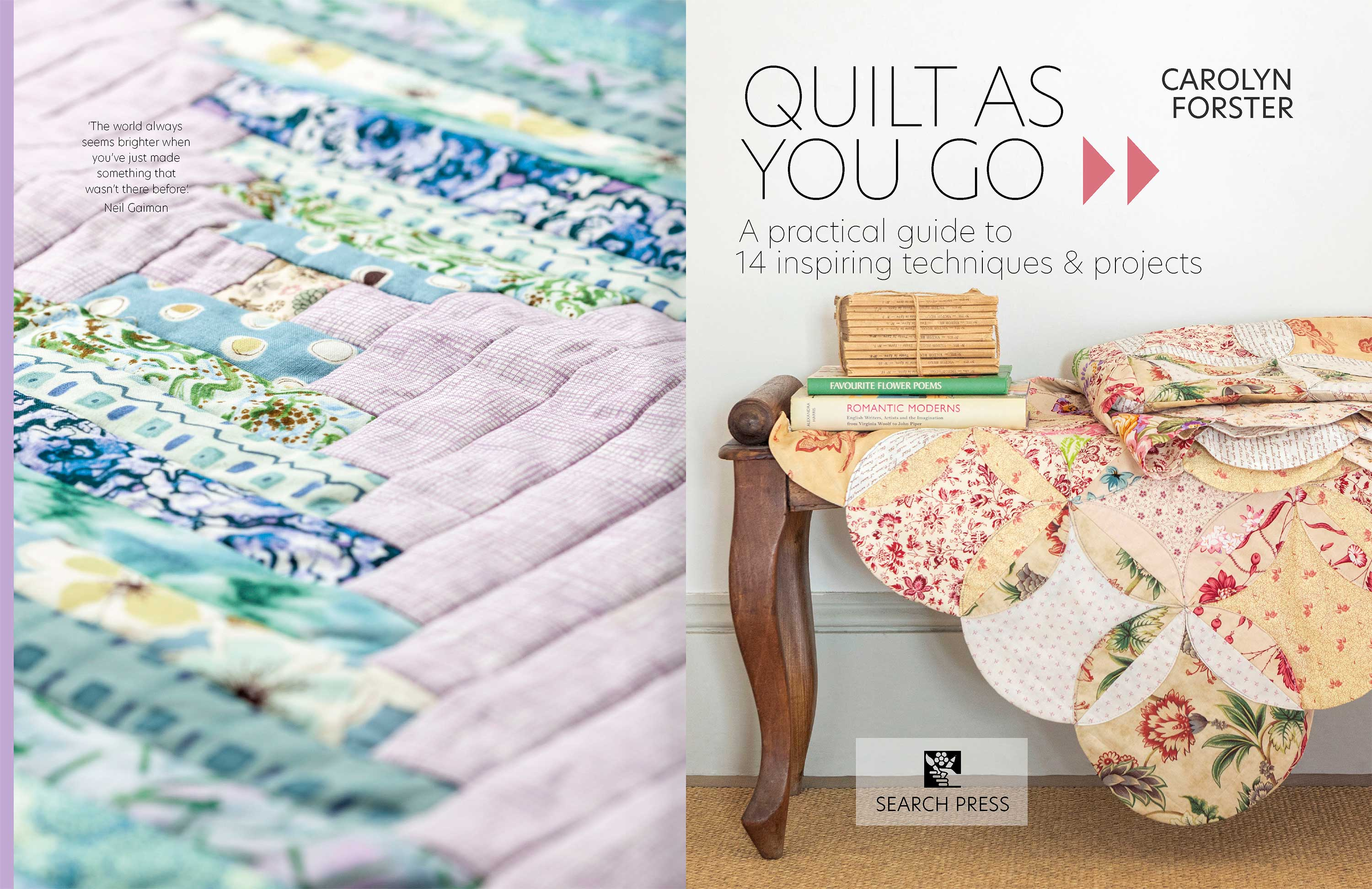 Quilt As You Go p2-3